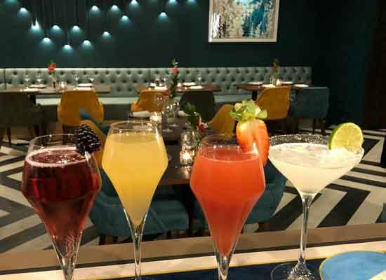 Cocktails at Breeze London
