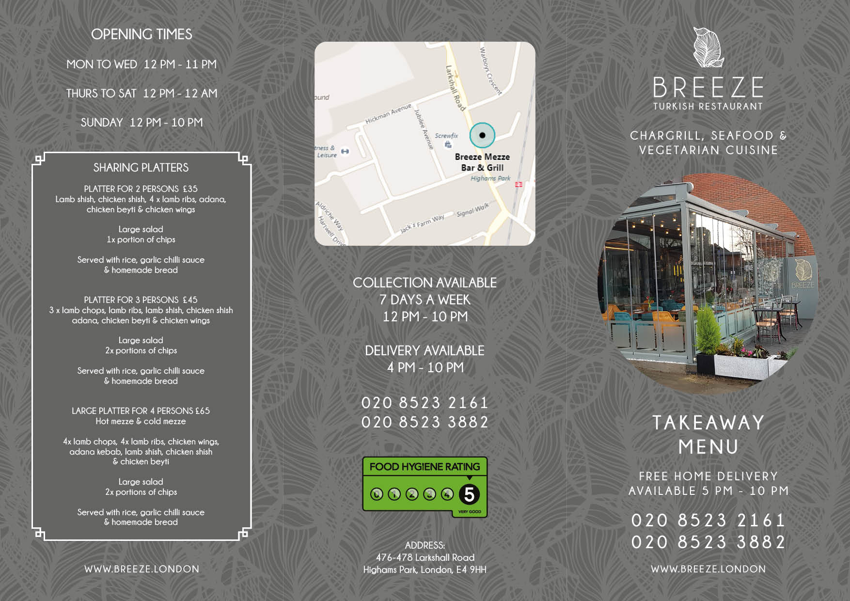 Breeze London Takeaway Highams Park Web (May20)